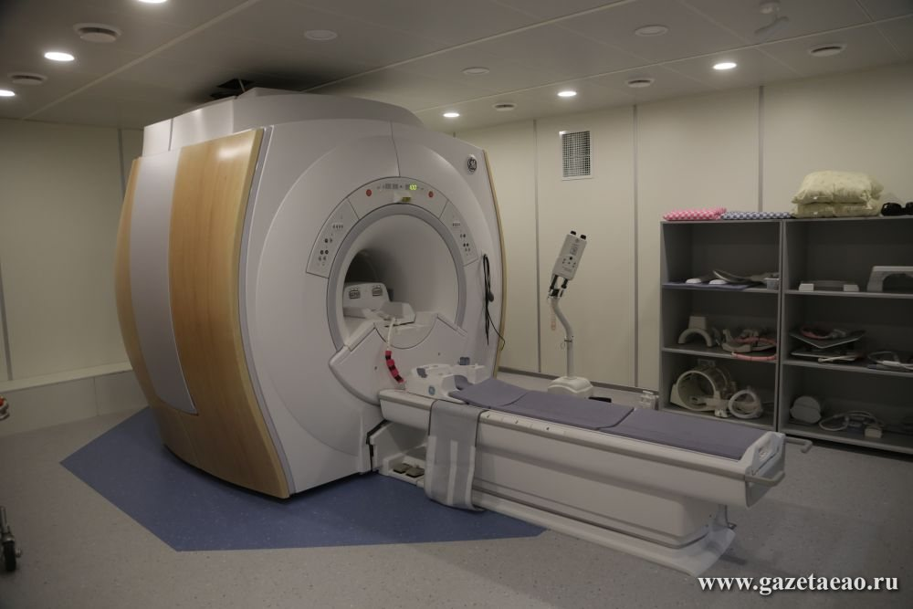 Все хотят обследоваться на МРТ