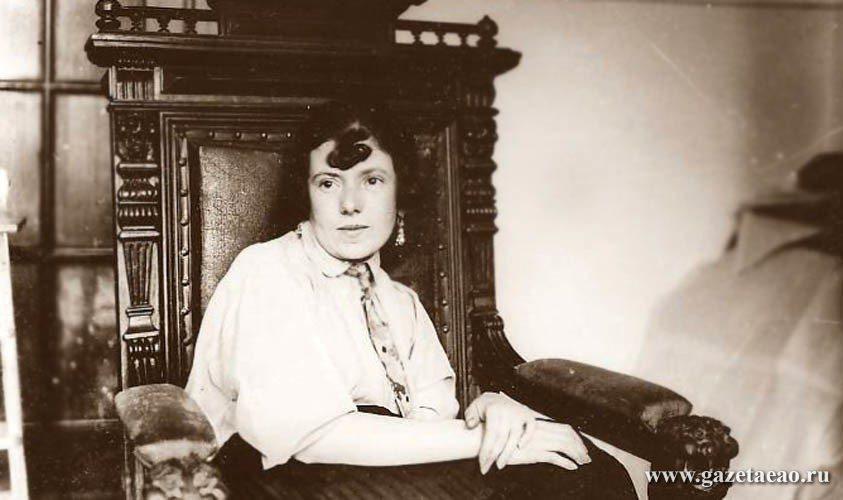 Вера Инбер  (1890– 1972)