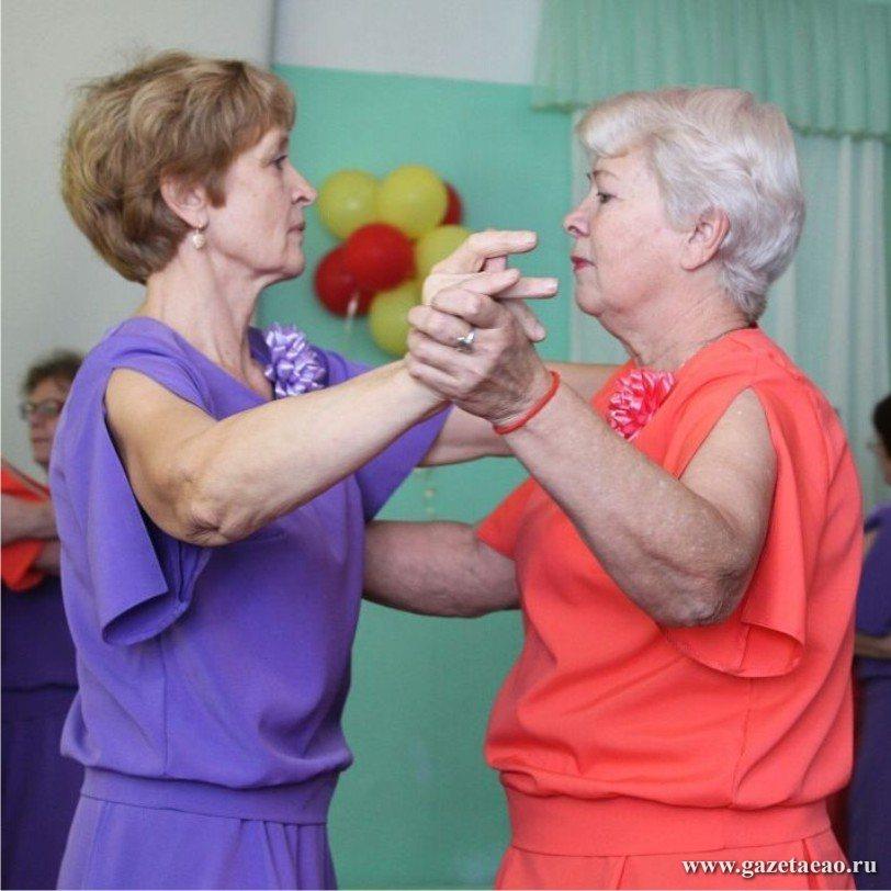 Возраст  танцам – не помеха