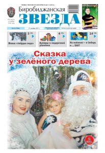 Биробиджанская Звезда - 51(17496) 27.12.2017