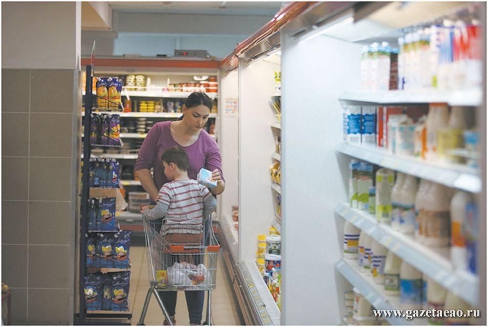 Минпромторг предложил выпустить соцкарты на детские товары