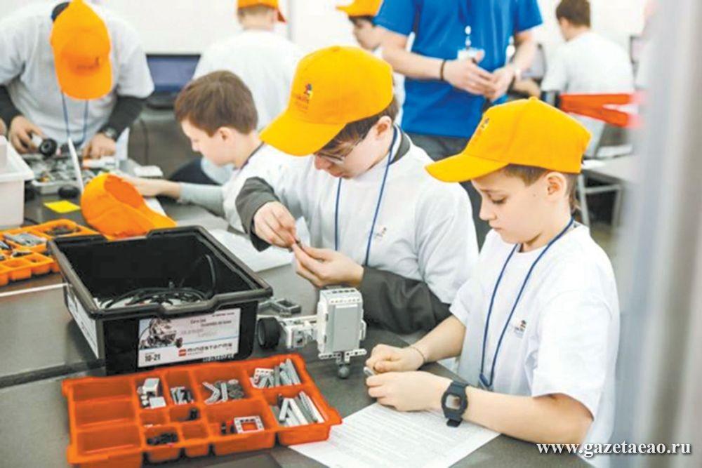 Руки молодые — руки золотые - Соревнования «WorldSkills Russia» в Хабаровске в 2016 году