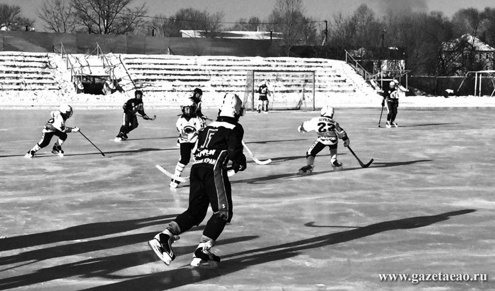 Большой хоккей – впереди