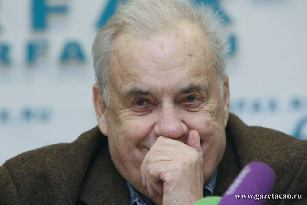 Российский режиссер Эльдар Рязанов  (1927– 2015)