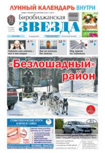 Биробиджанская Звезда - 3(17499) 24.01.2018