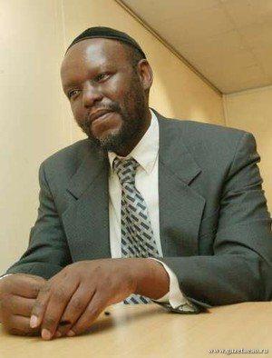 Африканский принц, ставший евреем