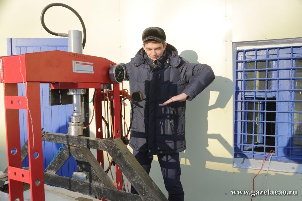Вышли  на международный уровень -  Виталий Земляк рассказывает об одном из экспериментов