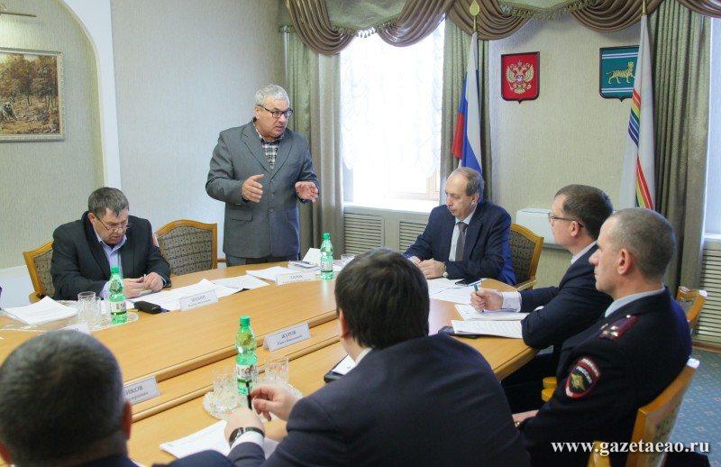 Губернатор области встретился с активом регионального Союза крестьян