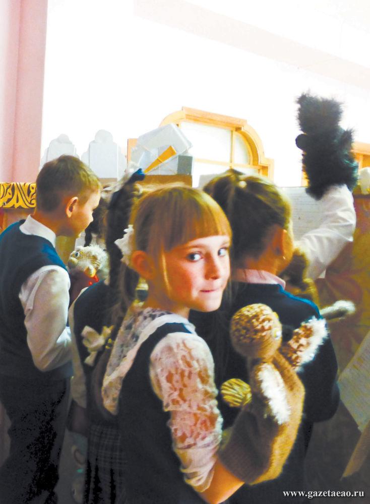День рождения с куклами
