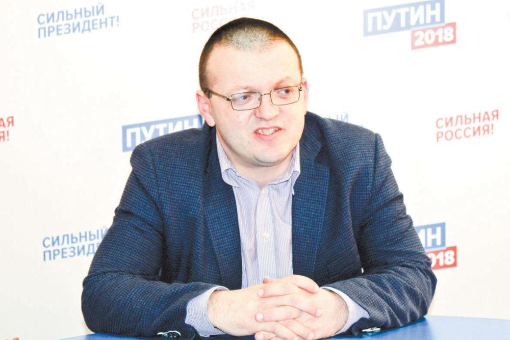 Андрей Бялик:  «Наши тезисы сразу идут в дело»