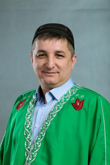 Абдугафор Касиров: почему я иду на выборы - Фото Василия Кравцова
