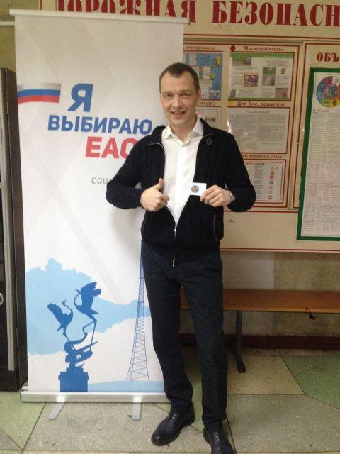 Алексей Куренков: на выборах — дружелюбная и душевная атмосфера