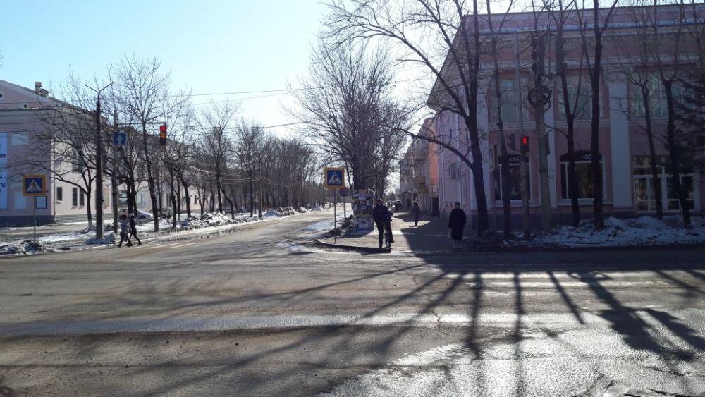 Улицы  помнят