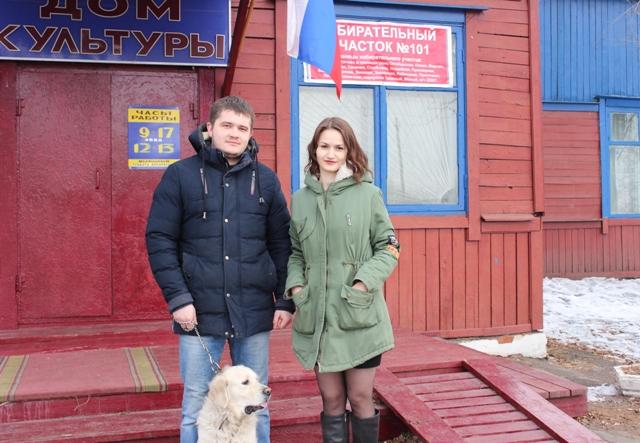 Переселенцы с Украины впервые отдали свой голос на выборах, как граждане Российской Федерации