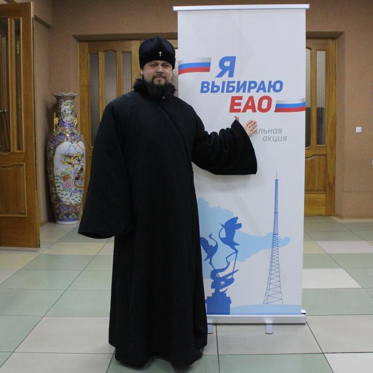 Духовенство идёт на выборы!