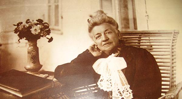 Польская писательница Элиза Ожешко  (1841 – 1910)