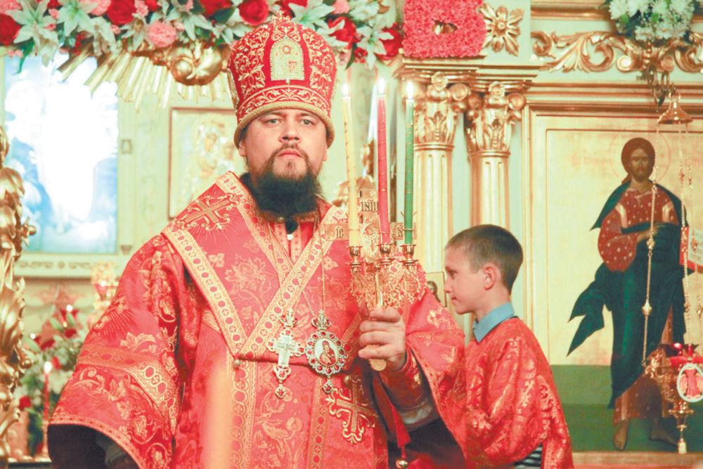 Со Светлой Пасхой, православные!