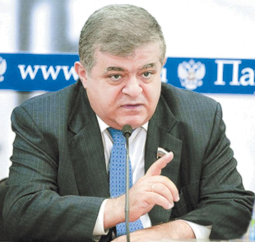 Владимир Джабаров:  Россия всегда сможет защитить себя и свой суверенитет