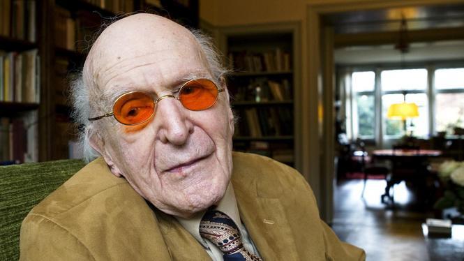Голландско-немецкий писатель Ханс Кайльсон  (1909 – 2011)