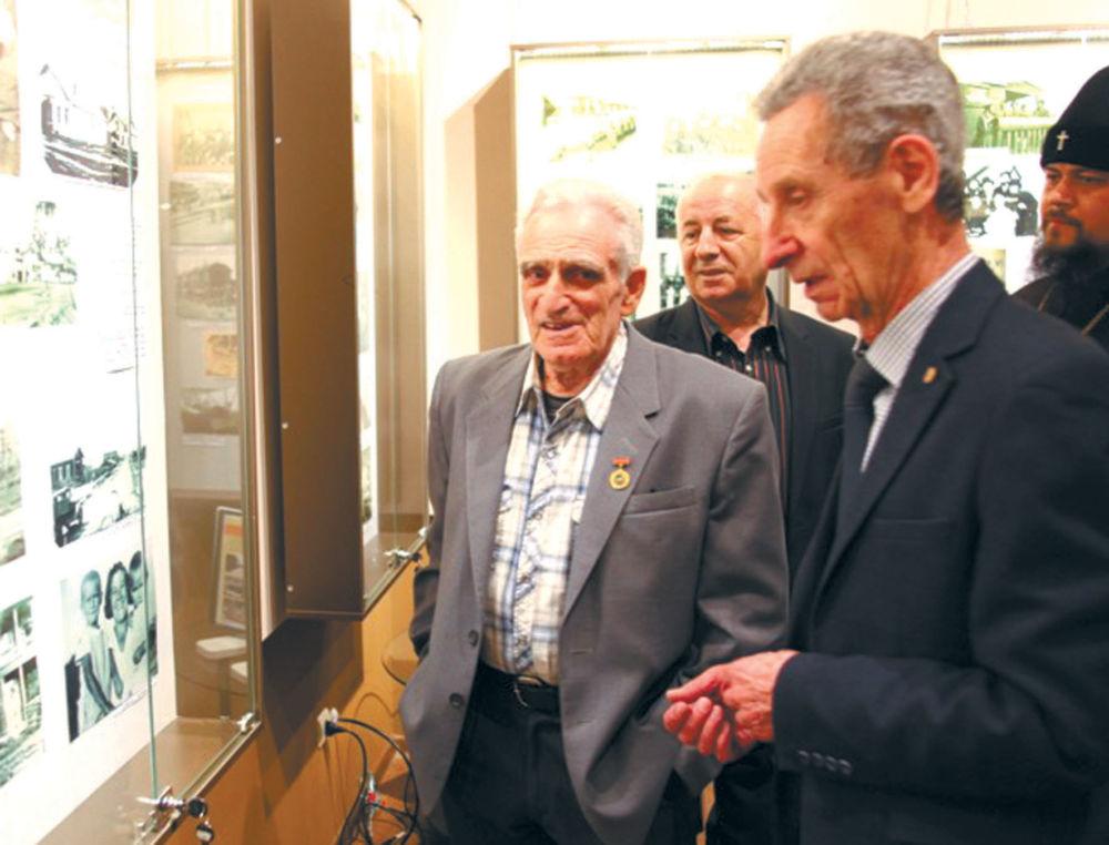 В областном краеведческом музее Биробиджана открылась выставка  «Земля счастливых надежд»