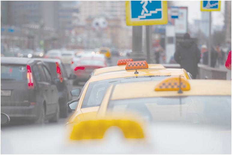 Бывшие заключенные  не смогут работать таксистами