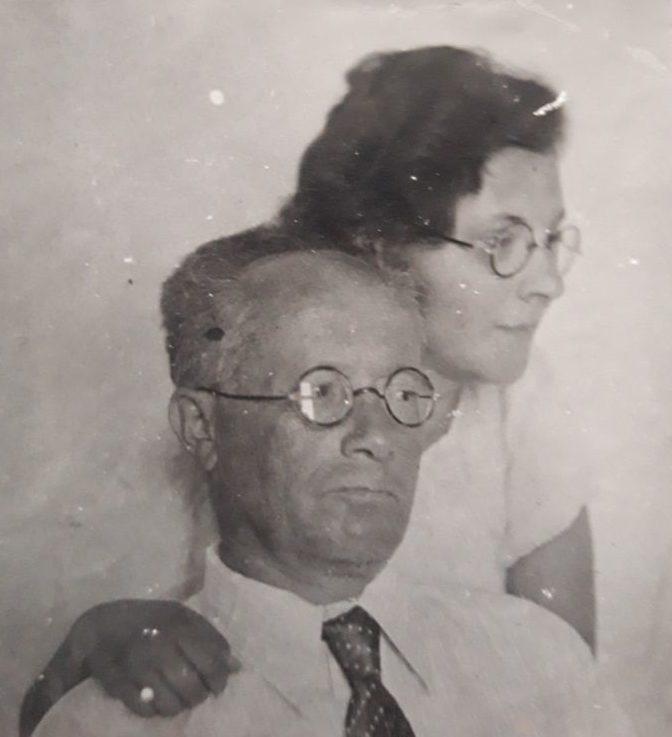 Незаслуженно забытый - Бендет Копелиович с дочерью Майей