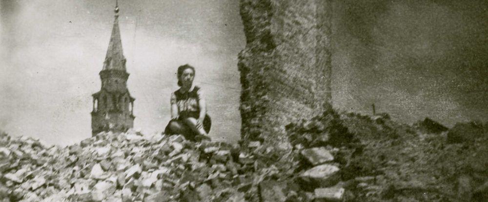 Память  не выжечь - Ханна Фришдорф смотрит на послевоенную Варшаву