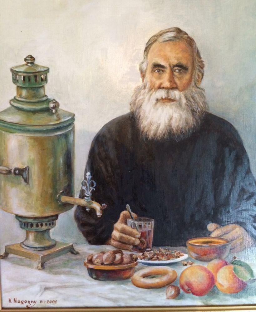 Отец русского чая