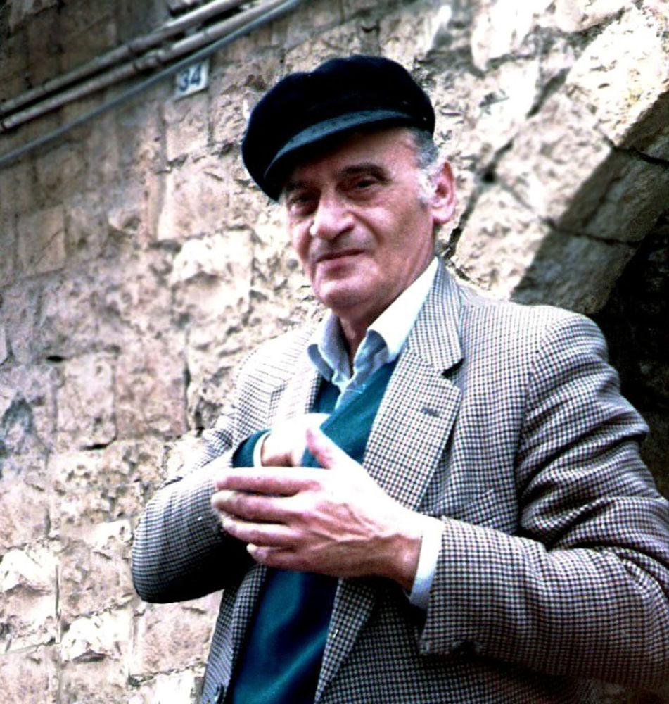 Писатель Давид Шахар  (1926 – 1997)