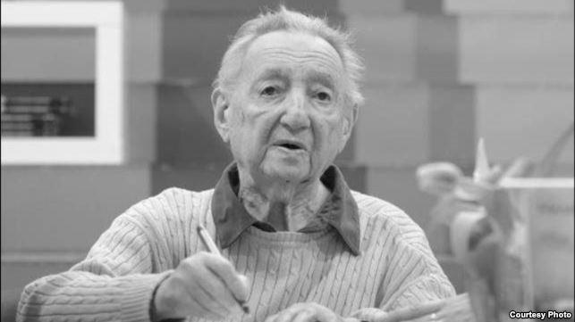 Общественный деятель Марек Эдельман (1919-2009)