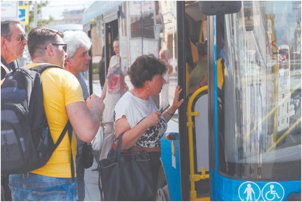 Общественному транспорту прописали кондиционеры