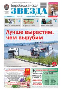 Биробиджанская Звезда - 29(17525) 25.07.2018