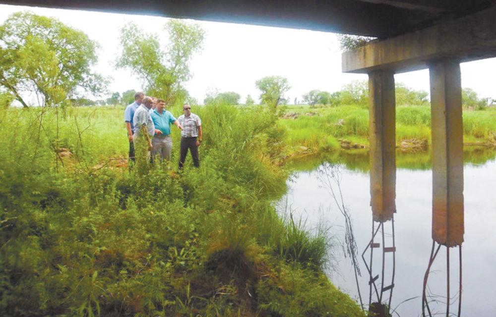Сельский вопрос — областное решение - Мост через реку Залив