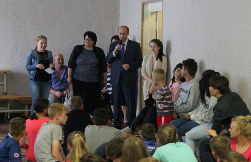 Александр Левинталь: «Детские летние лагеря  проверяем планово»
