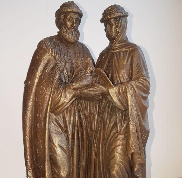 Памятник хранителям семьи и брака