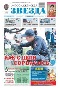 Биробиджанская Звезда - 32(17528) 15.08.2018