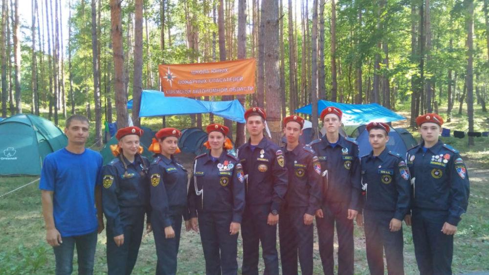 Команда ЕАО в Мордовии