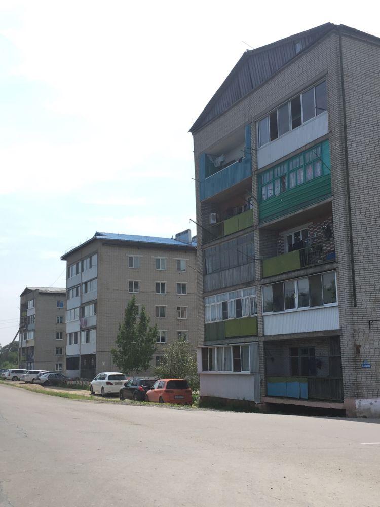 Колонна доброй памяти - Эти жилые дома возвели в Ленинском строители ПМК-1040.