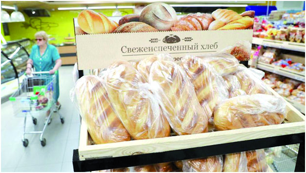"""Как на дрожжах - К октябрю цены на хлеб могут вырасти на 10% - такие прогнозы представили """"Известиям"""" участники рынка: зерновые компании и производители продукции."""