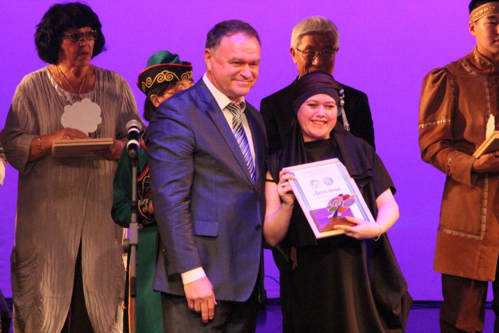 Инструментальный ансамбль областной филармонии«Бер Решит» стал лауреатом 1 степени в Межрегиональном фестивале национальных культур Дальнего Востока «Лики наследия».
