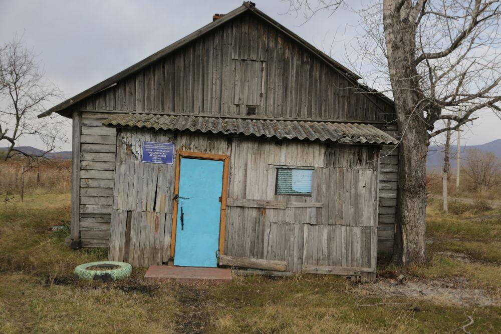 Реквием по малой родине - На снимках:то что осталось от села Целинного