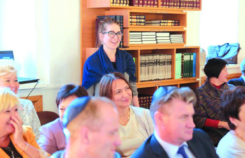 Говорите, хавэйрим — вас поймут! - Каждый желающий - житель или гость  Еврейской автономной области -  теперь может освоить азы еврейского  языка на полугодичных курсах
