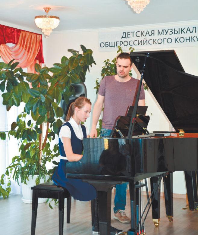 Пианист — как ребёнок…