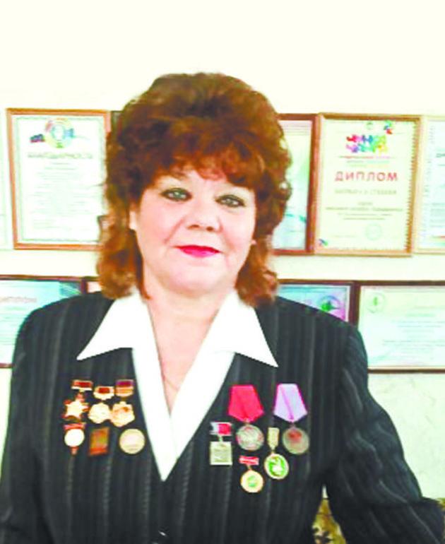 Читайте сегодня в «БЗ» интервью с руководителем ансамбля «Камышинка»  Ниной Ивановной Марундик