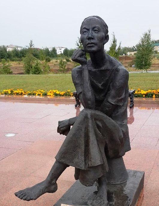 Через все круги ада - Скульптура «Борьба и надежда» – часть  музейно-мемориального комплекса «АЛЖИР» - cult-and-art.net