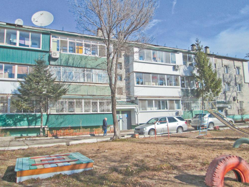 ИСКУССТВО ЖИТЬ ВМЕСТЕ - ТСЖ «Солнечный двор» в Биробиджане