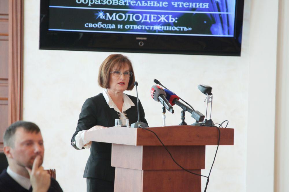 Л. Павлова:  Иннокентьевские чтения – значимое событие  в культурной жизни ЕАО