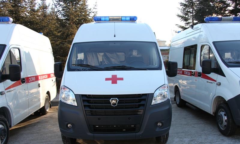 Для ЕАО закупят автомобили скорой помощи