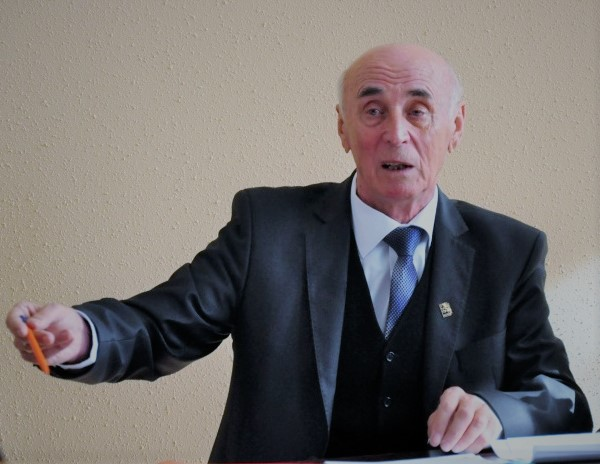 Звание «Почетный гражданин ЕАО» присвоено Виктору Игнатьеву