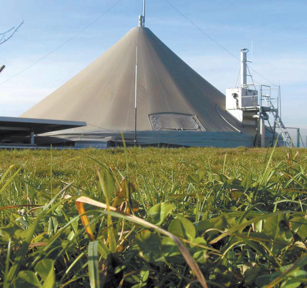 Газуйте на равных - Метантенк — устройство для получения биогаза.
